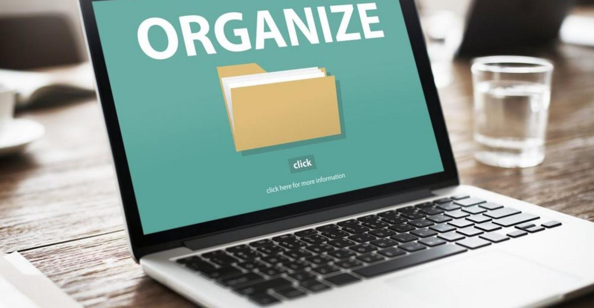 Organize at work