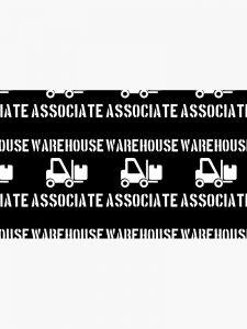 Warehouse associate banner