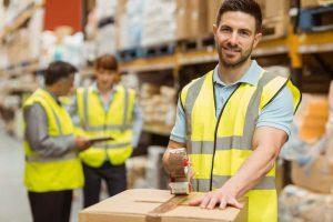 Warehouse jobseeker