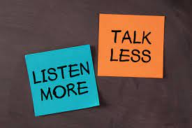 become a better listener and advance your career