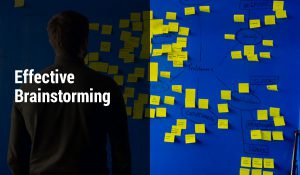 Effective brainstorming in the workplace