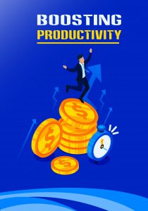 Boosting productivity to improve revenue and company success