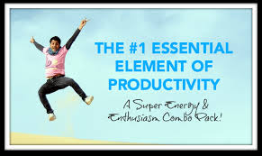 Manage your energy for high productivity